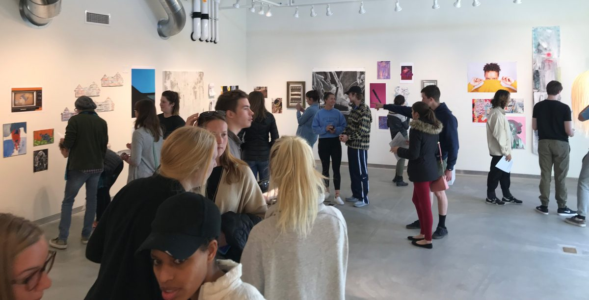 19: The Annual Juried Student Exhibition, April 16 – April 24, 2019