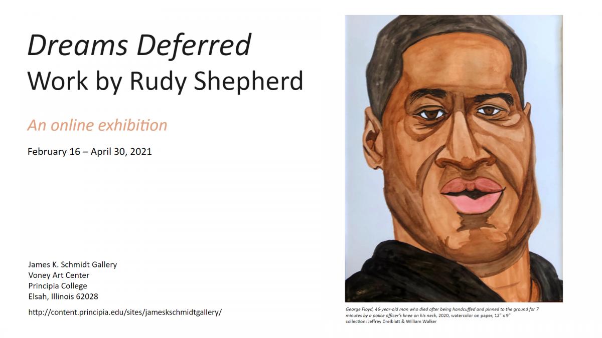 Dreams Deferred by Rudy Shepherd