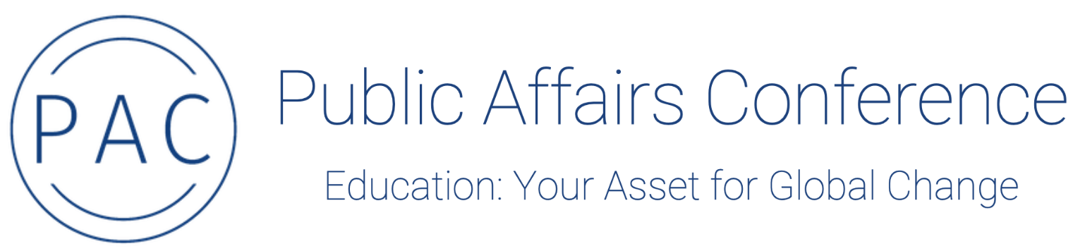 Public Affairs Conference 2019 logo