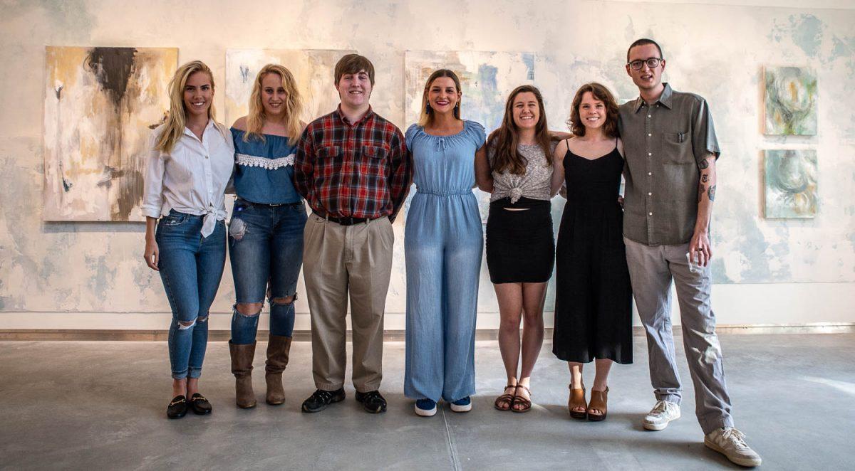 Coup de Grace: Senior Capstone Exhibition, April 24 – May 12, 2018