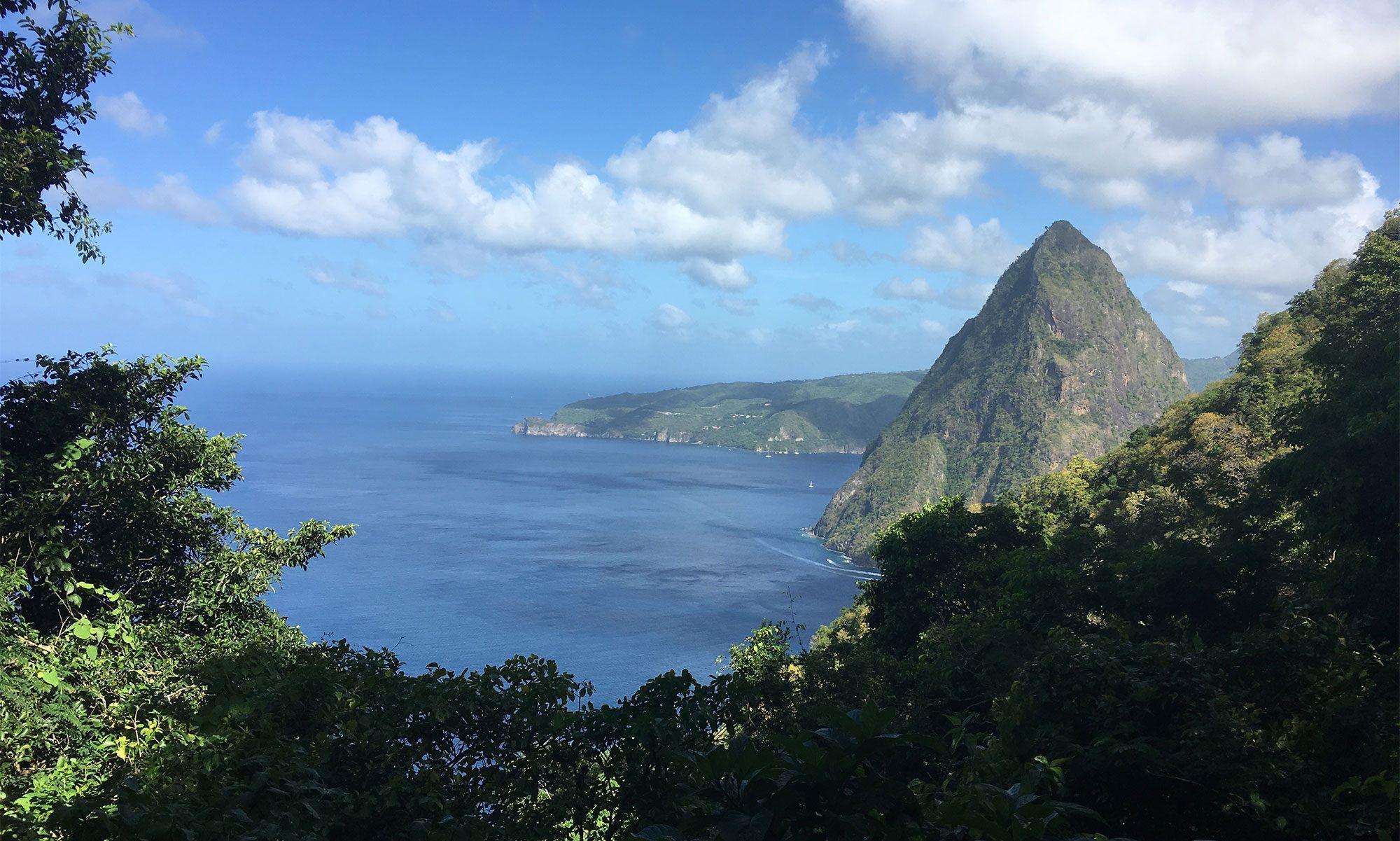 Principia College Abroad to St. Lucia and Grenada
